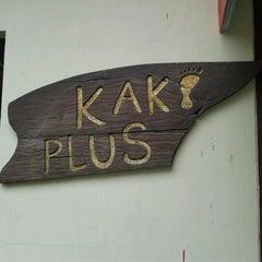 Photo taken at Kaki Plus Reflexiology by Madi Y. on 1/8/2013