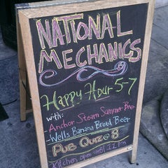 Photo taken at National Mechanics by Angus M. on 5/8/2013