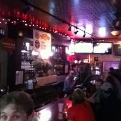 Photo taken at The Alley Bar by Paul N. on 4/27/2013