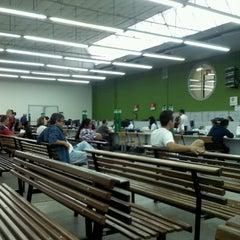 Photo taken at Poupatempo Santo Amaro by Angelson Q. on 10/1/2012