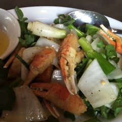 Photo taken at Vietopia Vietnamese Cuisine by Mel N. on 6/8/2015