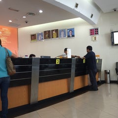 Photo taken at Maybank by Annie on 5/15/2014