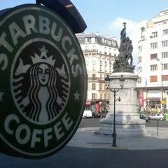 Photo taken at Starbucks by Тася on 3/31/2013