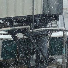Photo taken at Gate A31 by Suzanne on 11/10/2012