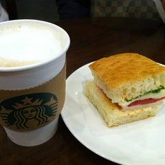 Photo taken at Starbucks by Lalala .. on 9/30/2012