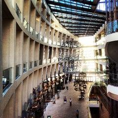 Photo taken at Salt Lake City Public Library by Jeff W. on 10/31/2012