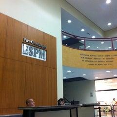 Photo taken at Escola Superior de Propaganda e Marketing (ESPM) by Tatiane D. on 2/18/2013