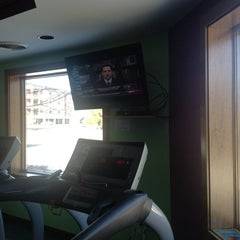 Photo taken at Deer Valley Racquet & Fitness Club by Craig C. on 11/29/2013
