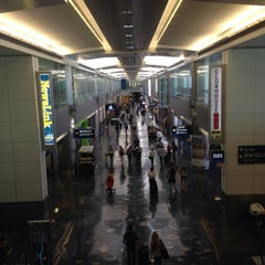 Photo taken at Security Checkpoint 1 by CB G. on 5/8/2014