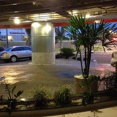Photo taken at Grand Park Hotel by Rodrigo P. on 11/10/2012
