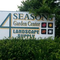 Photo taken at 4 Seasons Garden Center by Jared K. on 6/24/2013