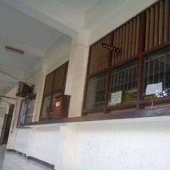 Photo taken at Universitas Muhammadiyah Surakarta (UMS) by Asef D. on 5/10/2013