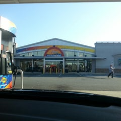 Photo taken at APlus at Sunoco by 원영 on 3/30/2013