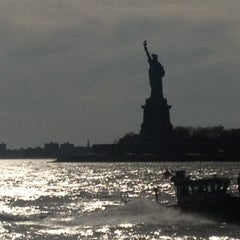 Photo taken at Staten Island Ferry Boat - John A. Noble by Michael P. on 5/27/2013