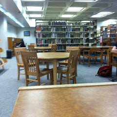 Photo taken at Milne Library by Noah on 11/6/2012