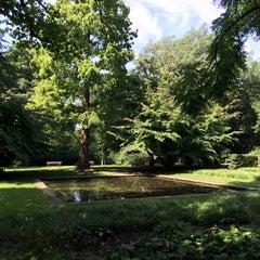 Photo taken at Rathenaupark by Lars on 8/6/2015