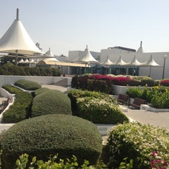 Photo taken at Al Mamzar Park (حديقة الممزر) by Ulia 💎 B. on 2/12/2013