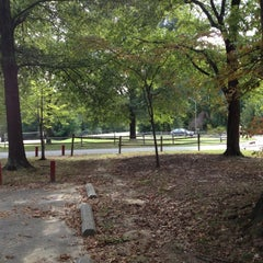 Photo taken at Nottoway Park by Diana on 10/1/2012