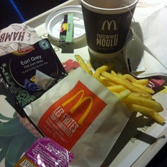 Photo taken at McDonald's by Liliya . on 1/24/2013