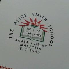 Photo taken at The Alice Smith School by Mynn L. on 7/10/2012