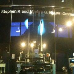 Photo taken at Mugar Omni IMAX Theatre by Eric A. on 1/29/2012