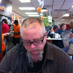 Photo taken at Huddle House by Beth P. on 10/22/2011