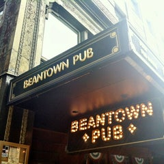 Photo taken at Beantown Pub by Natalie C. on 8/11/2012