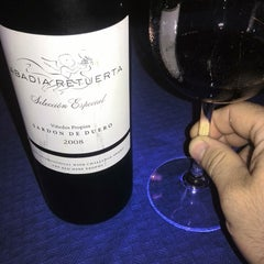 Photo taken at El Portalon De Rioja by Carlos L. on 11/2/2014