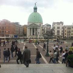 Photo taken at Stazione Venezia Santa Lucia by АЛЕКСЕЙ С. on 5/7/2013