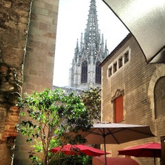 Photo taken at Museu Frederic Marès by La meva Barcelona on 6/19/2013