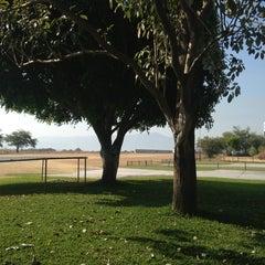 Photo taken at Aerodynamic de México (Aeródromo Sn José Vista Hermosa) by Angie on 2/7/2013