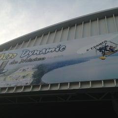 Photo taken at Aerodynamic de México (Aeródromo Sn José Vista Hermosa) by Angie on 2/16/2013