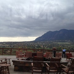Photo taken at Cheyenne Mountain Resort by Veronica B. on 10/1/2012