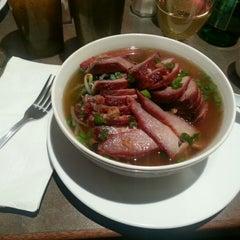 Photo taken at Sammy's Noodle Shop by David M. on 12/2/2012