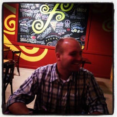 Photo taken at Fiddlehead Pizza by Geist on 10/14/2013