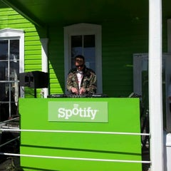 Photo taken at Spotify House by Sonja R. on 3/13/2013