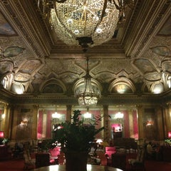 Photo taken at Grand Hotel Plaza by Андрей 🐘📲 М. on 5/17/2013