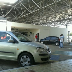 Photo taken at Pau Brasil - Concessionária Volkswagen by aluisio j. on 2/27/2013