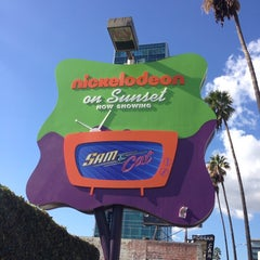 Photo taken at Nickelodeon Studios by Blaine G. on 12/5/2013