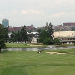 Photo taken at University of Michigan Golf Course by Dorrance C. on 6/15/2013
