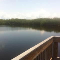 Photo taken at Weedon Island Preserve by Michael W. on 5/11/2013