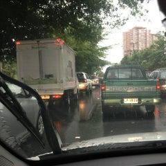 Photo taken at Petrobras by Javier on 12/19/2012