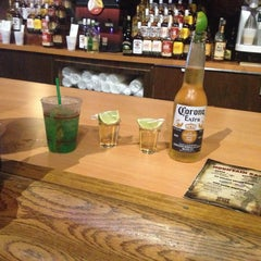 Photo taken at Jim Beam's Wild West Bar by Carlos V. on 6/7/2013