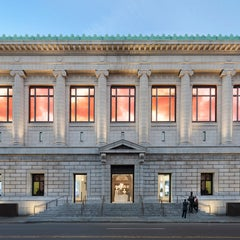 Photo taken at New York Historical Society Museum & Library by New York Historical Society Museum & Library on 9/2/2014