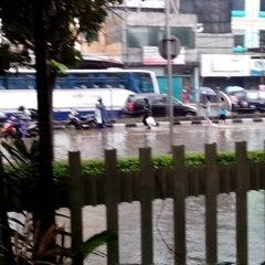 Photo taken at Pasar INPRES Senen by Wawan K. on 1/17/2013