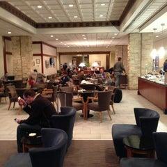 Photo taken at Delta Sky Club by Thomas S. on 11/9/2012