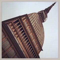 Photo taken at Piazza Vittorio Veneto by Marco Z. on 1/23/2013