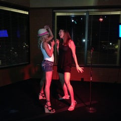 Photo taken at B. Jiggers Lounge by Monica S. on 6/10/2013