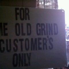 Photo taken at Same Old Grind by Taylor C. on 11/13/2012