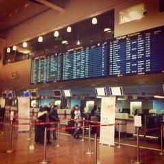 Photo taken at Terminal 5 by Stefan J. on 11/18/2012